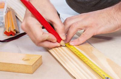Hand Of A Carpenter