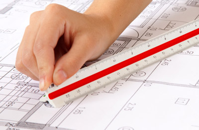 Scale Ruler On Blueprints